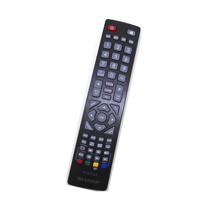 New Genuine Sharp LC-32CHF4041K LC-48CFE4043K TV Remote LC-48CFE4041K
