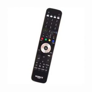 New Genuine Humax RM-F04 HD-FOX T2 HDR-FOX T2 PVR Remote For Freeview + HD TV