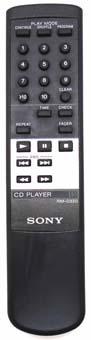 Genuine Sony RM-D320