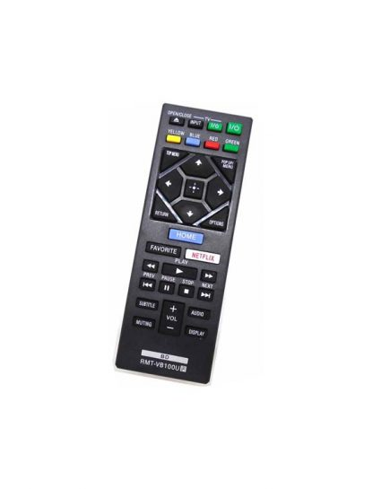 Replacement Sony RMT-VB100U BDP-S3500 Blu-ray Remote