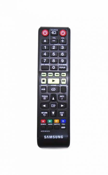 Genuine Samsung AK59-00167A BD-F6500 BD-F7500 Blu-ray Remote