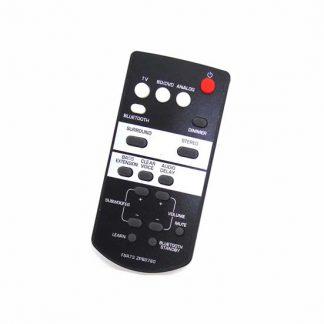 Replacement Yamaha FSR73 ZPB0760 SRT-700 Soundbar Remote