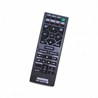 Replacement Sony RMT-AM330U MHC-V50 MHC-V02 Audio Remote