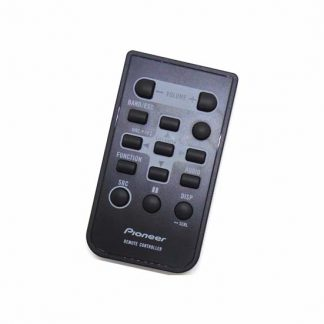 Genuine Pioneer CXE3669 MVH-P7300 In-Dash Media Receiver Remote