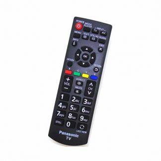 New Genuine Panasonic N2QAYB000818 TX-L24XM6B TV Remote TX-32A400B TX-50A400B