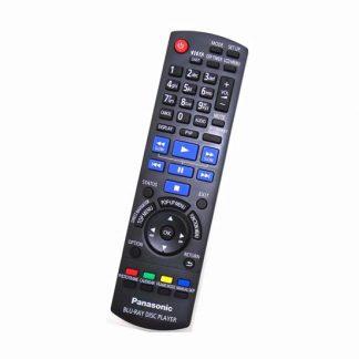 New Genuine Panasonic N2QAKB000087 DMP-BD45 Blu-ray Remote DMP-B500