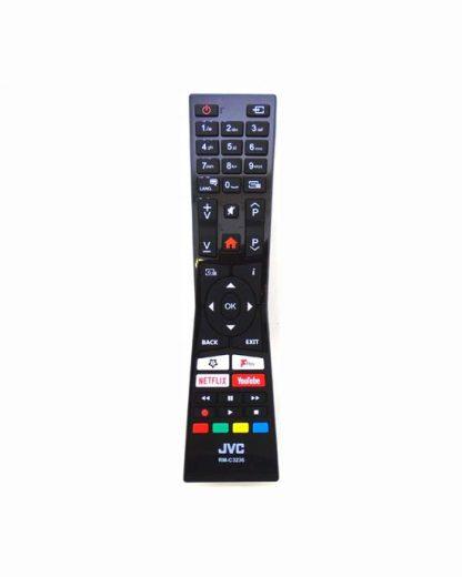 New Genuine JVC RM-C3236 LT-24C685 LT-24C686 LED TV Remote