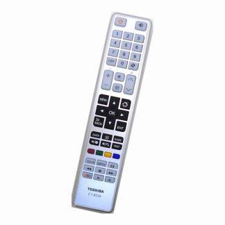 New Genuine Toshiba CT-8035 24D3434DB 40L3453DB TV Remote 32D3454DB 40L3455DB