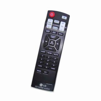 New Genuine LG AKB73656403 CM2630DAB Micro System Remote CMS2630FH