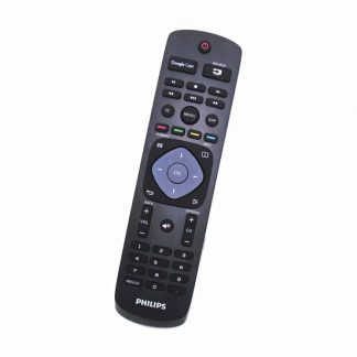 New Genuine Philips 49PFL6921/F7 55PFL6921 Google Cast TV Remote 55PFL6921/F7