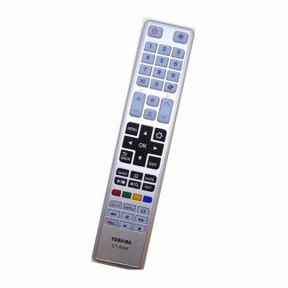 New Genuine Toshiba CT-8040 48L5441DG 55L5447DG TV Remote 48T5435DG 55L5445DG