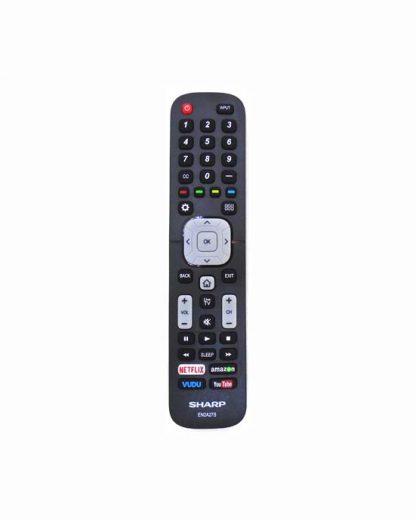 New Genuine Sharp LC-40N5000U LC-75N8000U EN2A27S TV Remote LC-43N5000U LC-50N5000U