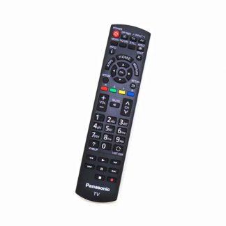 New Genuine Panasonic N2QAYB000834 TH-32AS610G TV Remote TH-42AS610K TH-42AS610M