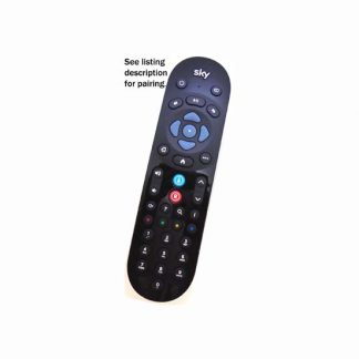 New Genuine Sky Q EC202 Voice Remote For Sky Q 1TB 2TB Sky Q Mini...