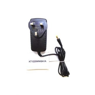 Genuine Ktec KT1220WWSA1A 12V AC Adapter For Humax HB-1000S