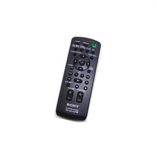 New Genuine Sony RM-AMU008 LBT-ZT4 LBT-ZX66i Audio Remote LBT-ZX99i