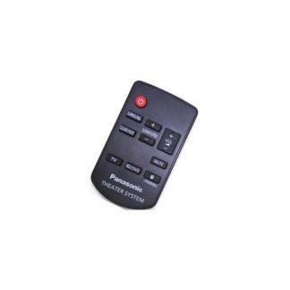 Genuine Panasonic N2QAYC000103 SC-HTB18 Soundbar Remote SC-HTB18EB-K