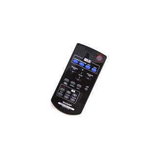 Genuine Sharp RRMCGA177AWSA HT-SB200 Soundbar Remote