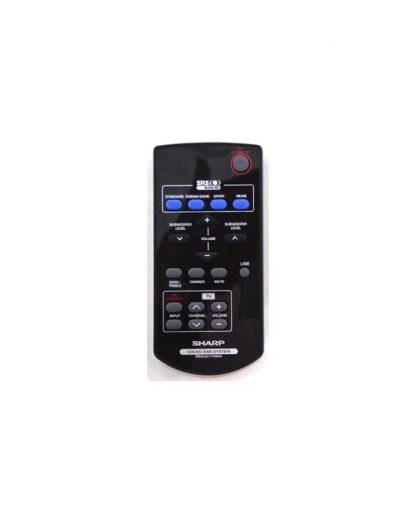 Genuine Sharp RRMCGA177AWSA HT-SB200 Soundbar Remote