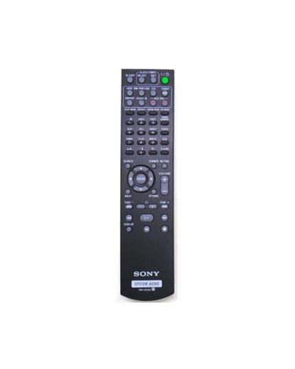 Genuine Sony RM-E02E NAS-E300HD HCD-E300HD Audio Remote For Giga Juke System