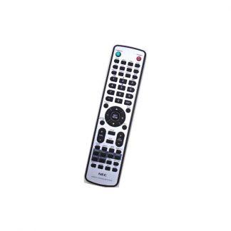 New Genuine NEC RU-M123 X551UHD X841UHD-2 Monitor Remote X651UHD-2 X981UHD-2