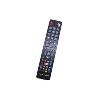 New Genuine Blaupunkt 32/138Q-GB-11B4-EGPF-UK Smart TV Remote POF/RMC/0001