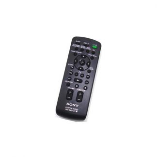New Genuine Sony RM-AMU137 RDH-GTK33iP Boombox Remote FST-GTK33iP
