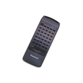 Genuine Panasonic RAK-RX308W Boombox Remote For RX-DS45