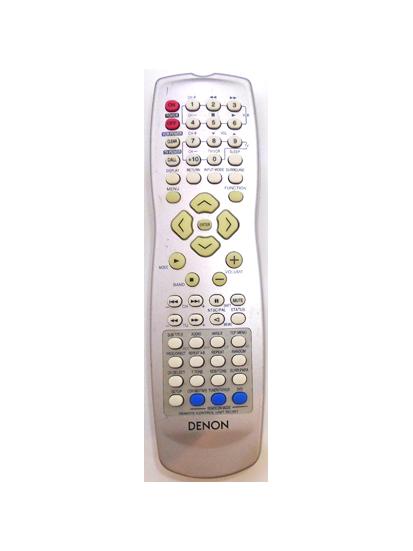 Genuine Denon RC-901 DVD Surround Receiver Remote For ADV-700