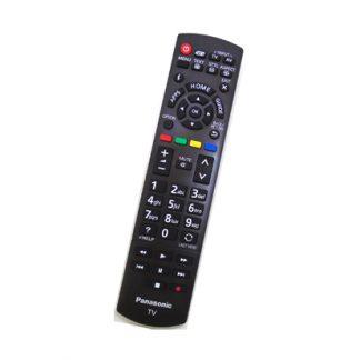 New Genuine Panasonic N2QAYB000829 TX-L42ET60E TV Remote TX-L50ET60E....