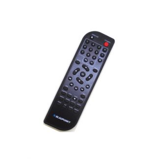 Genuine Blaupunkt 132329166 DVD Player Remote For BP-DVDS-1