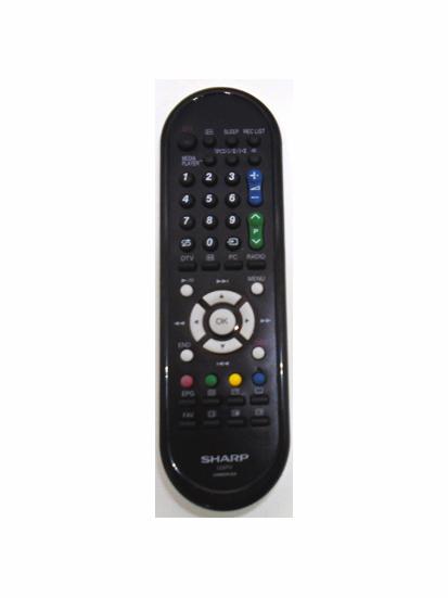 Genuine Sharp GA896WJSA LC-24LE210E LC-32LB220E TV Remote LC-32LS220E