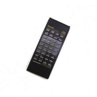Genuine Sharp RRMCG0165AFSA CD-302 CD-302E CD Stereo Remote