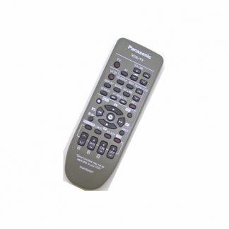 Genuine Panasonic N2QAHB000007 NV-FJ618EE VCR Remote NV-FJ618EE-K