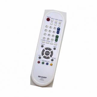 Genuine Sharp GA626WJSA LC-19SK24U-W LC-19SB25U-W TV Remote LC-19SB24U-W