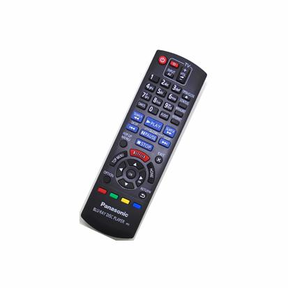 Genuine Panasonic N2QAYB000877 DMP-BDT230 Blu-ray Remote DMP-BDT330
