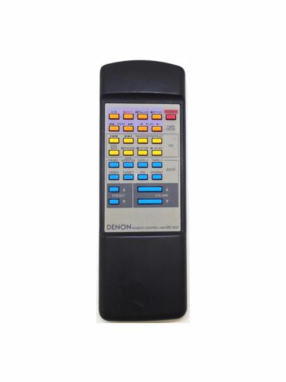 Genuine Denon RC-812 DRA-375RD DRA-275R Stereo Receiver Remote DRA-275RD