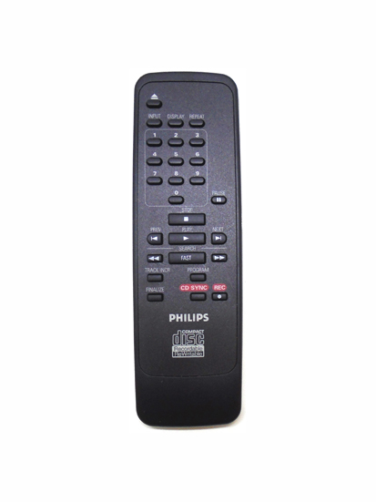 Genuine Philips RC7925/01 CDR870 CDR880 CD Recorder Remote