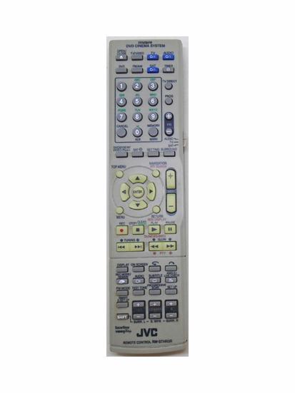 Genuine JVC RM-STHR3R TH-R1 TH-R3 XV-THR3 AV System Remote XV-THR1