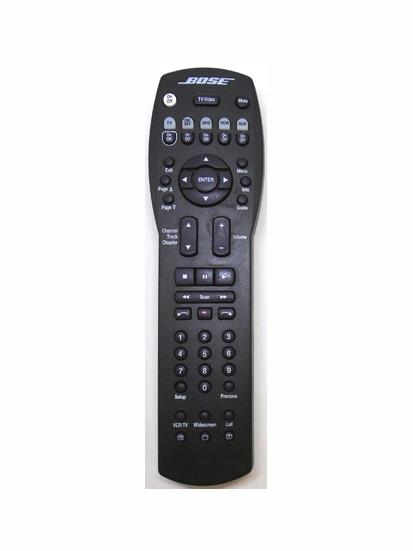 Genuine Bose Cinemate GS Series II Home Theatre Speaker Sys Remote