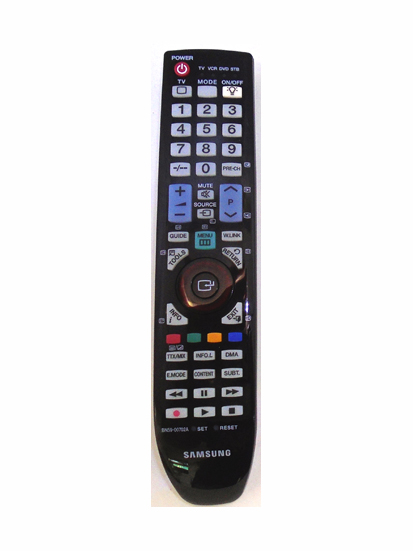 Genuine Samsung BN59-00702A LE46A856S1M TV Remote LE55A956D1M