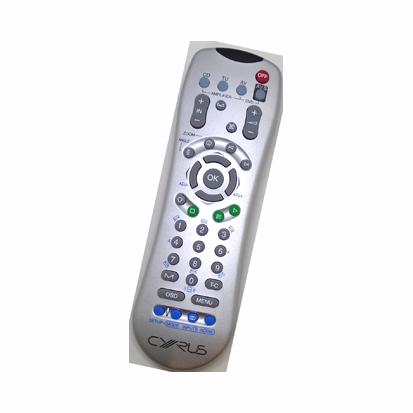 New Genuine Cyrus AVRS7.2 Amp Tuner CD Players Remote