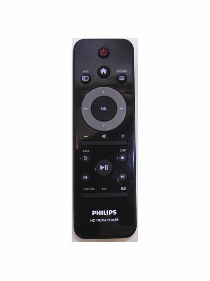 Genuine Philips RC-5680 HMP3000 HD Media Player Remote HMP3000/12